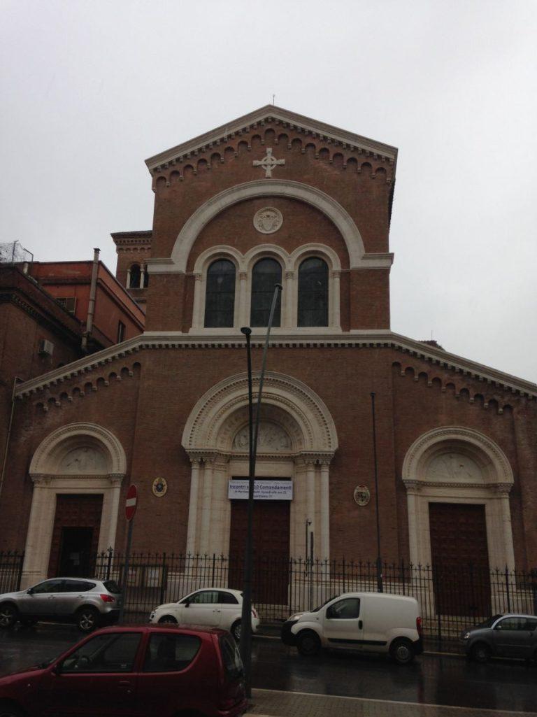 Chiesa di Ogni Santi – Don Orione